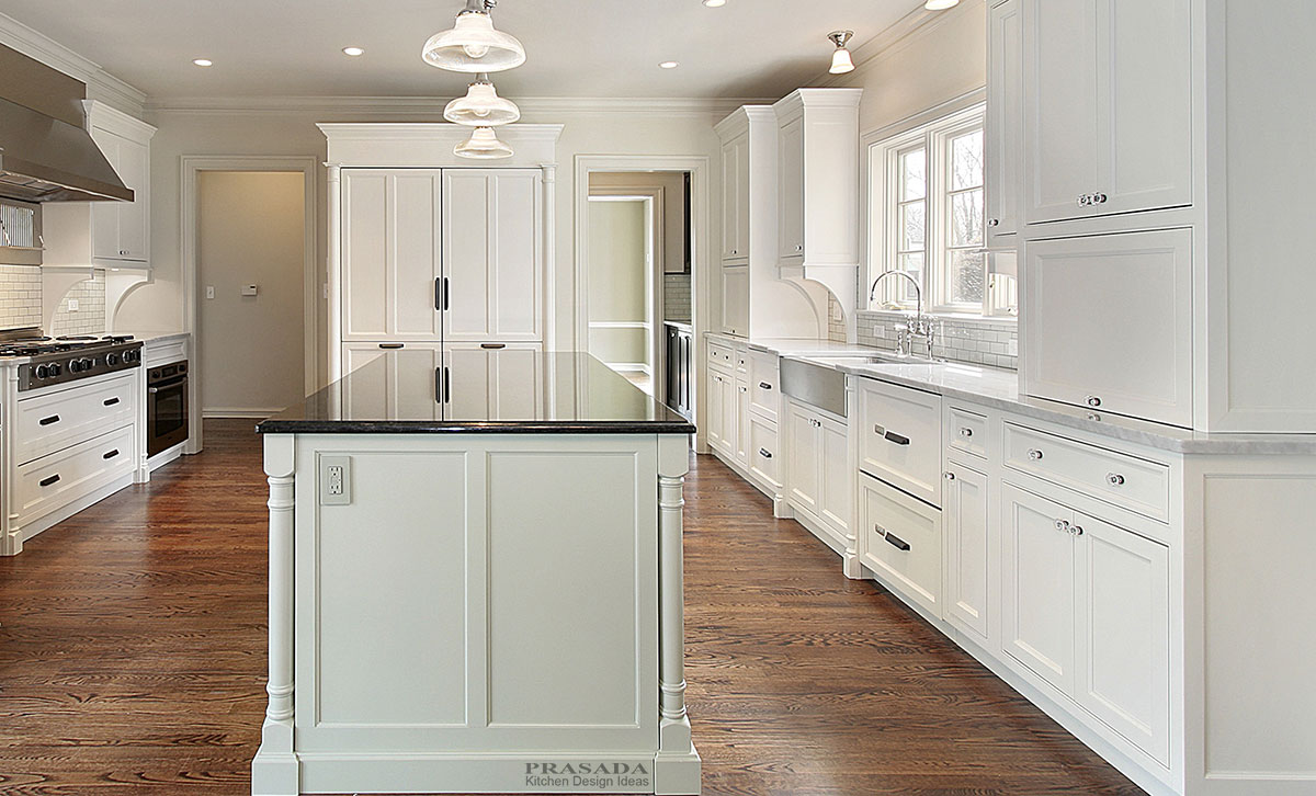 Kitchen cabinets kitchen renovations kitchen design for Kitchen design images gallery
