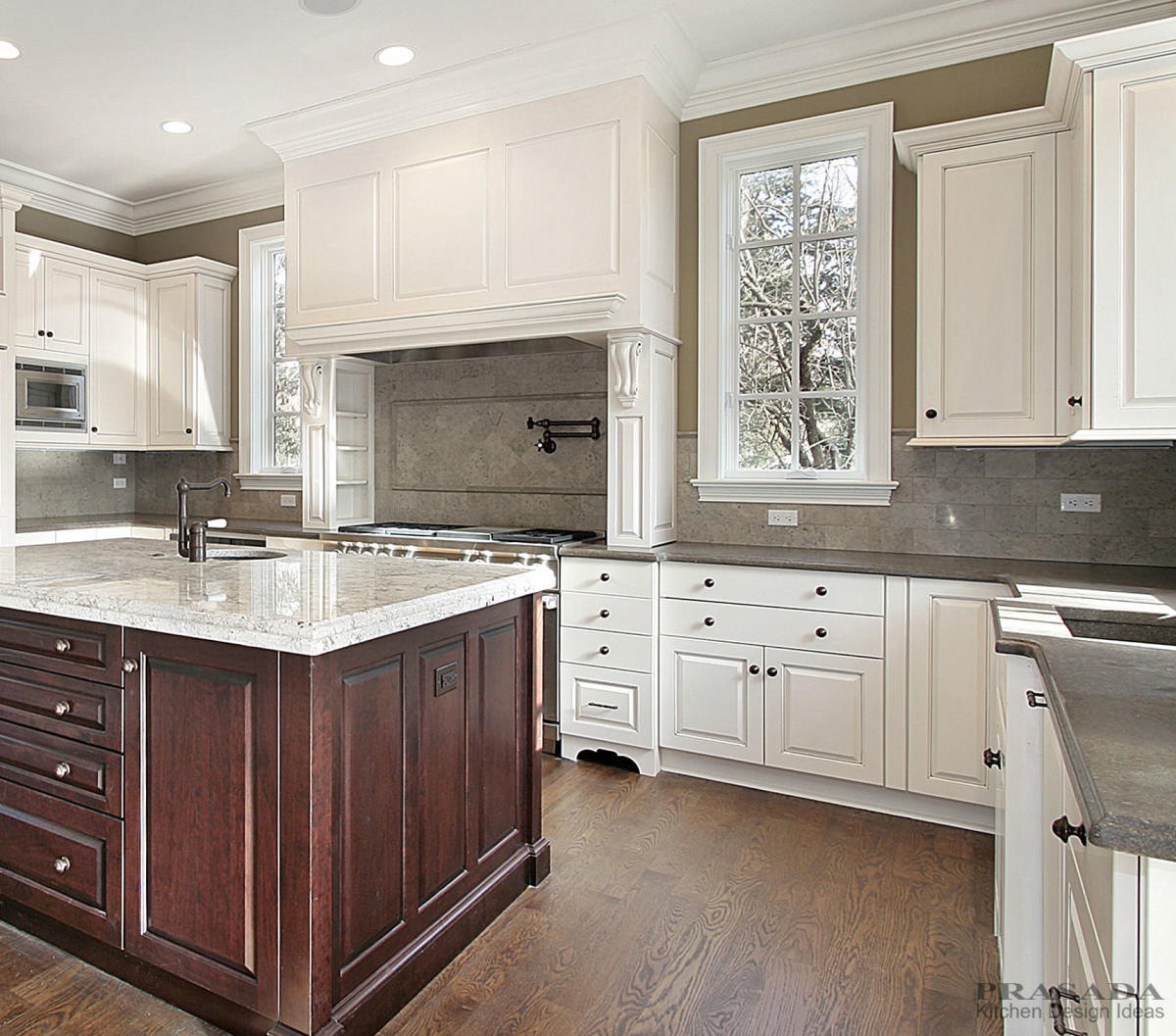 Kitchen Ideas: PRASADA Kitchens And Fine Cabinetry