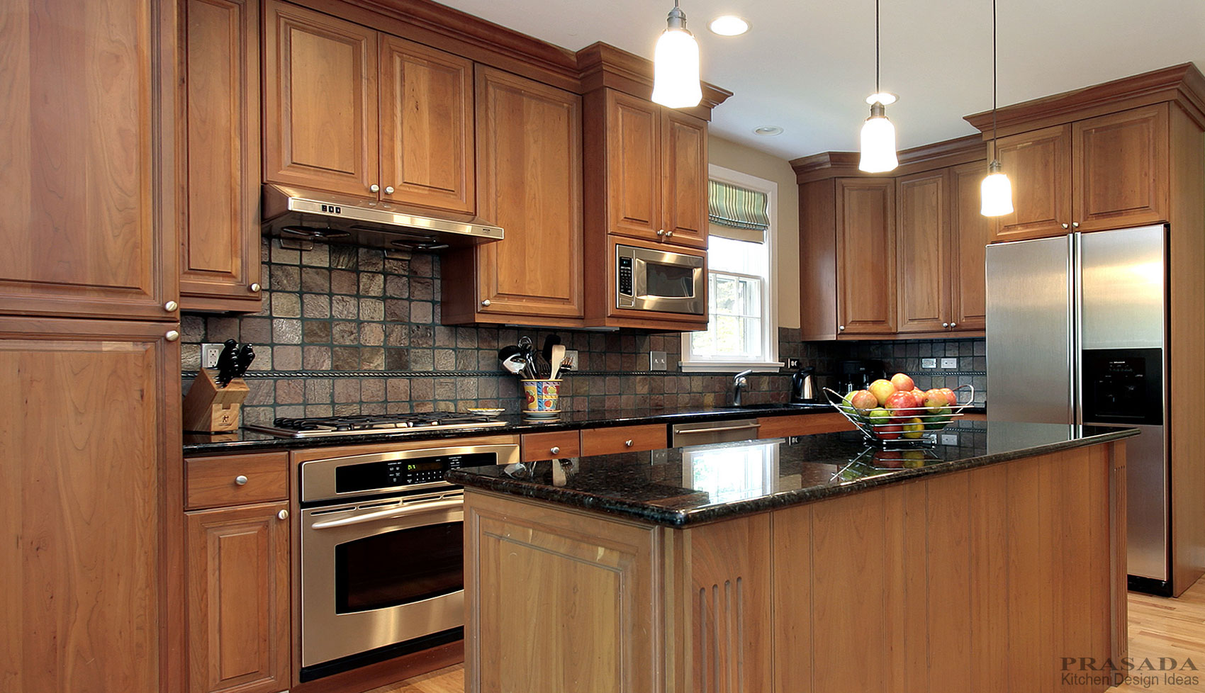 Kitchen design ideas prasada kitchens and fine cabinetry for Discount kitchens