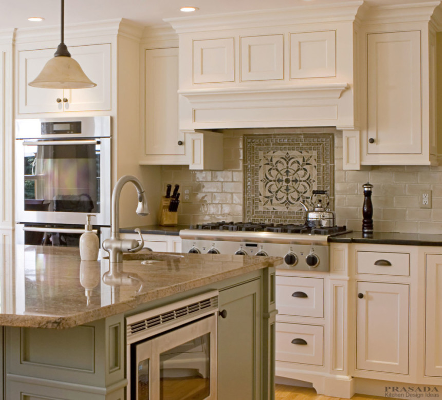 Kitchen Remodel White: Colour Does Not Add A Pleasant Quality To Design