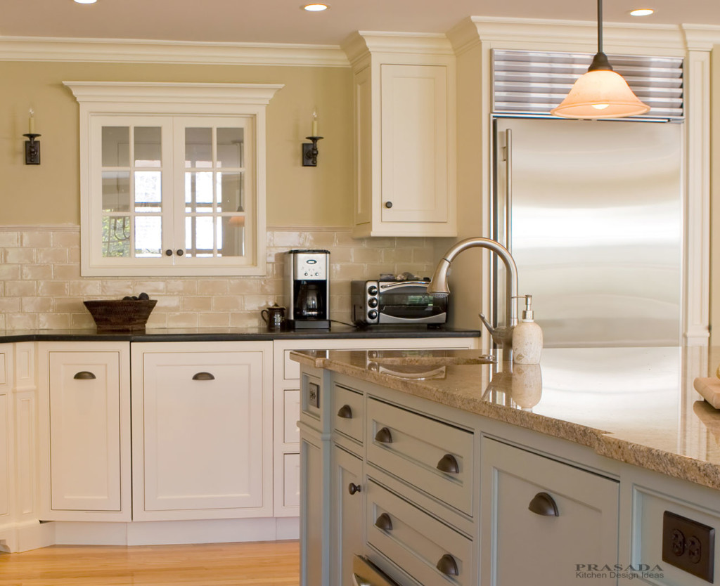 Prasada Kitchens And Fine Cabinetry: Colour Does Not Add A Pleasant Quality To Design