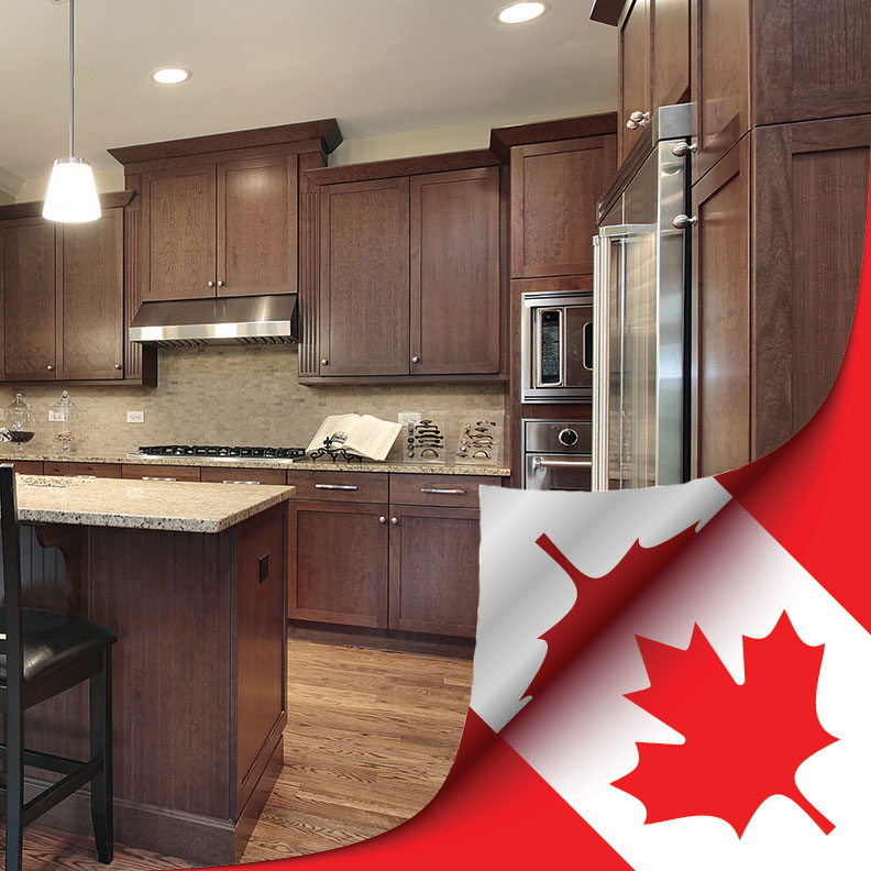 5 steps to having the kitchen of your dreams prasada for Kitchen cabinets canada