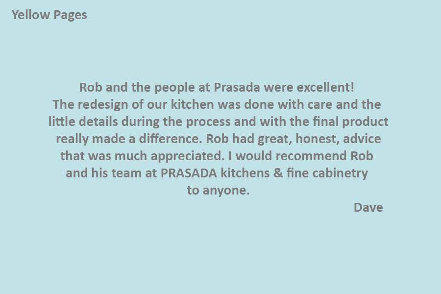 #1 kitchen company oakville PRASADA Kitchens & Fine Cabinetry of Oakville-review-from-Dave-(Yellowpages)